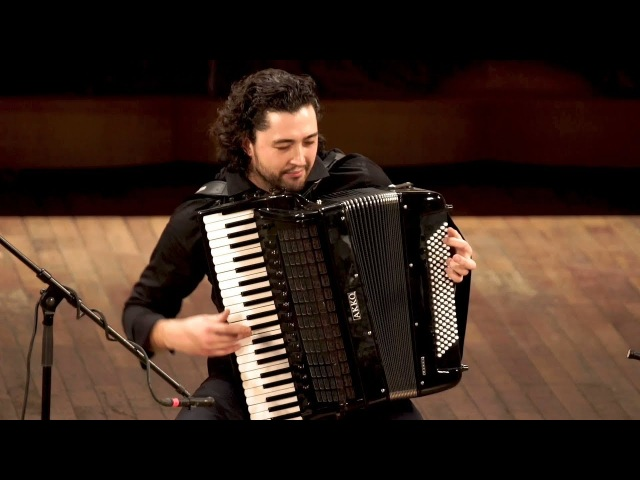 ANGELIS Boîte à Rythme - Nikita Vlasov, accordion / АНЖЕЛИС Ритмическая коробочка - Никита Власов