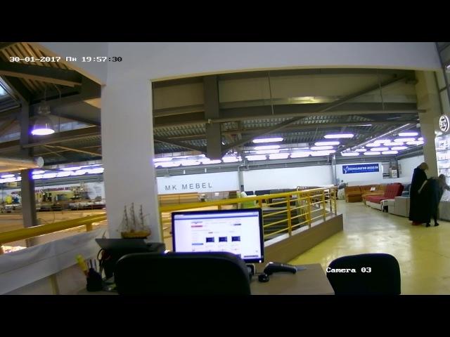Elex IP-1 iF2 Разрешение 1mp, объектив 2 8mm