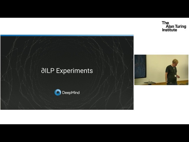 Learning Explanatory Rules from Noisy Data - Richard Evans, DeepMind