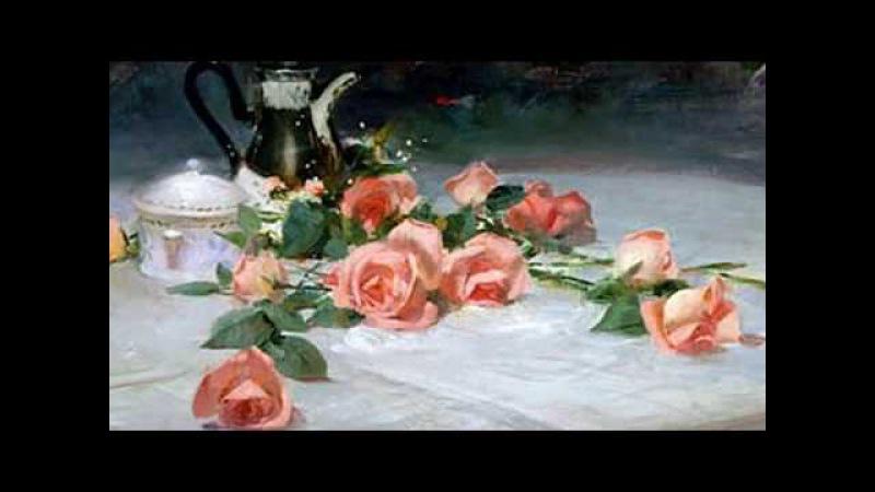 Романс Как незаметно наступает ночь Поёт О. Калантарова
