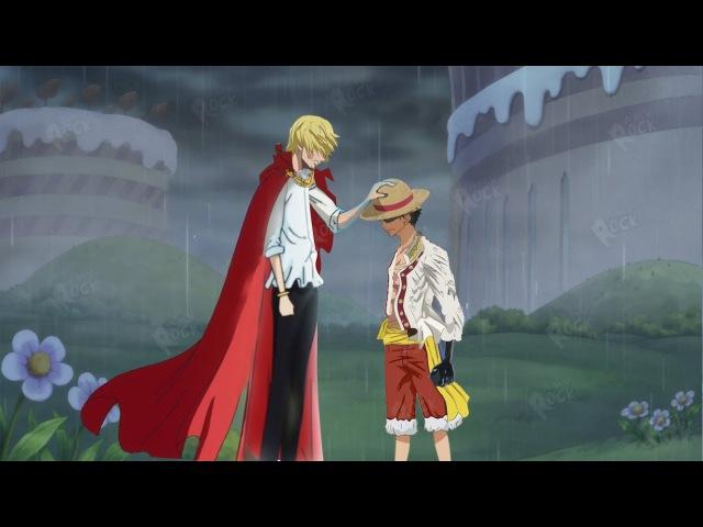 One Piece「AMV」- Luffy and Sanji [HD]