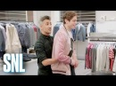 Queer Eye's Tan France Gives SNL's Pete Davidson a Wardrobe Makeover