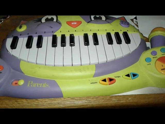 Bloody Stream (Jojo's Bizarre Adventure OP2) Cat Piano Cover