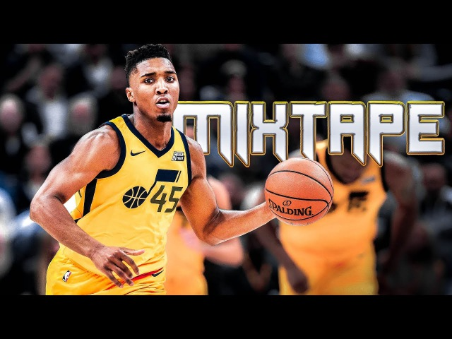 Donovan Mitchell - Steal of the Draft - Rookie Mixtape