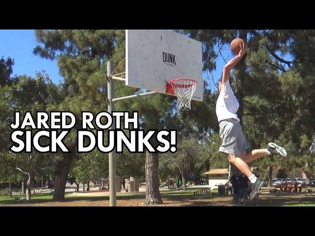 63 Jared Roth DUNKS are INSANE! 2018s Star Dunker!