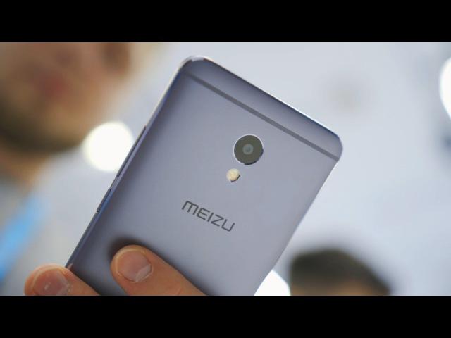Обзор Meizu M3e - видео с YouTube-канала Rozetked