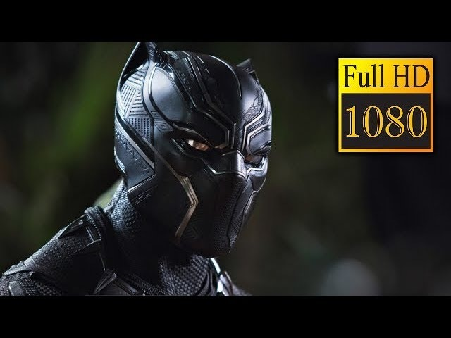 🎥 BLACK PANTHER (2018) | Full Movie Trailer in Full HD | 1080p