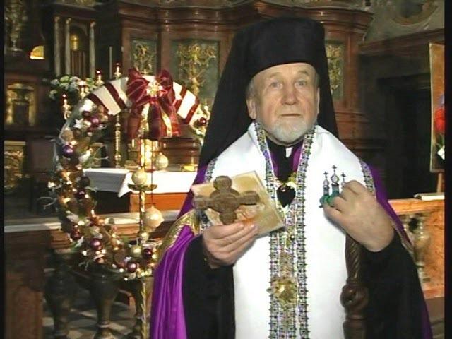 Різдвяне привітання Владики Михаїла (Колтуна) на ТРК Львів (2018)