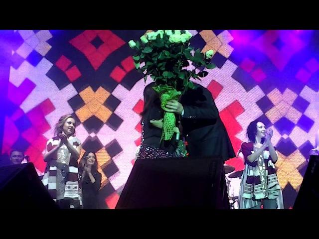 Прощание Софии Михайловны со зрителем. Сентябрь 2012 год. Киев.
