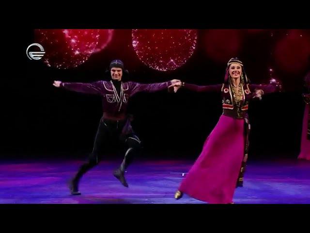 """✔ ,,სუხიშვილები"""" - ,,ლაზური"""" / Georgian National Ballet Sukhishvili - Lazuri, 25.12.2017"""