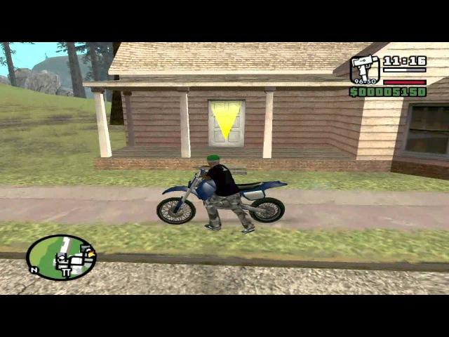Madalin joaca:GTA San Andreas Part 9:Ferma de nebuni (Română HD)