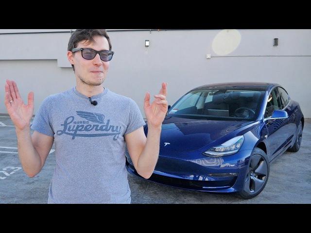 Эта машина изменит все! Тест-драйв и обзор Tesla Model 3