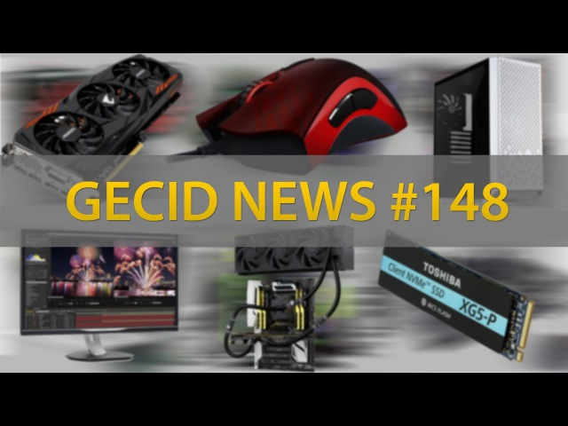 GECID News 148 ➜ Ryzen Pinnacle Ridge совместимы с Socket AM4 ▪ HDMI 2.1 для 4K@120 Гц и 8K@60 Гц