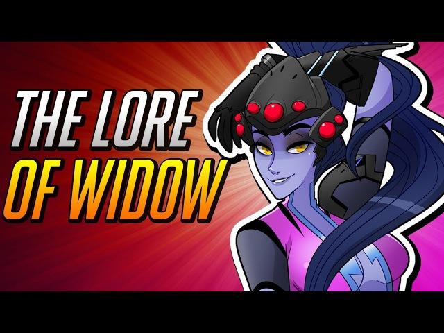 Widowmaker's True Lore Overwatch Mishaps 45