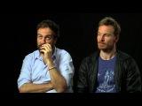Macbeth - On-set interview