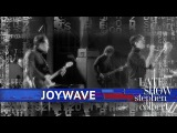 Joywave - Doubt (The Late Show with Stephen Colbert)