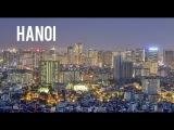 Vietnam's Capital City - Hanoi flycam