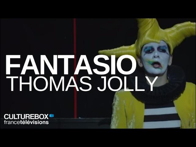 L'opéra comique Fantasio d'Offenbach par Thomas Jolly @ Théâtre du chatelet