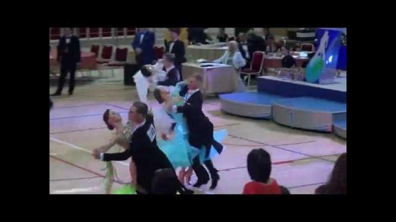 Колебакин Илья - Тулупова Анастасия, 1/2 VW, Бриллиантовая пара 2018