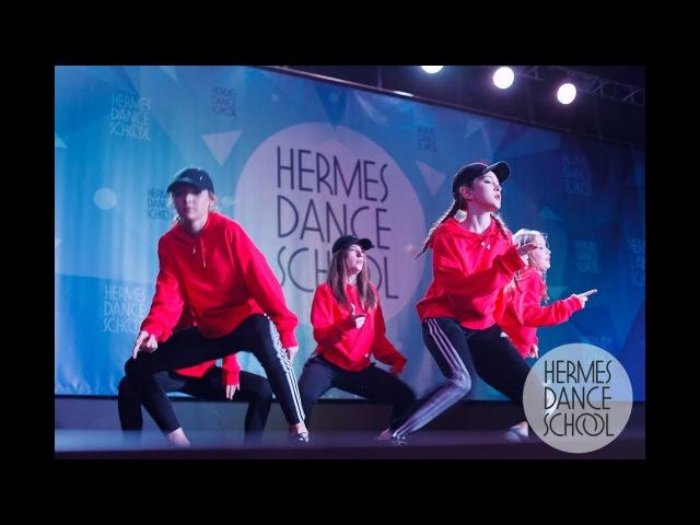 Charming Crew, choreo by Sasha Ilinykh (HERMES dance)