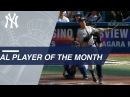Player of the Month: Aaron Judge