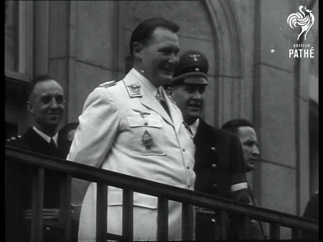 Hermann Goerings 46th Birthday 1939