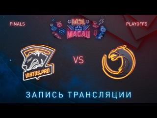 Virtus.pro G2A vs TNC, MDL Macau, game 1 [Adekvat, Smile]