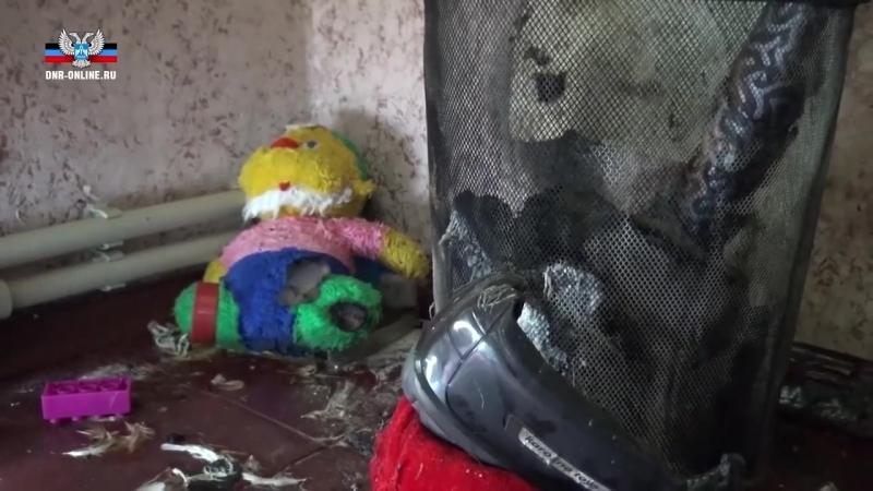 Спасатели оказали помощь детям которые оказались запертыми в квартирах МЧС ДНР