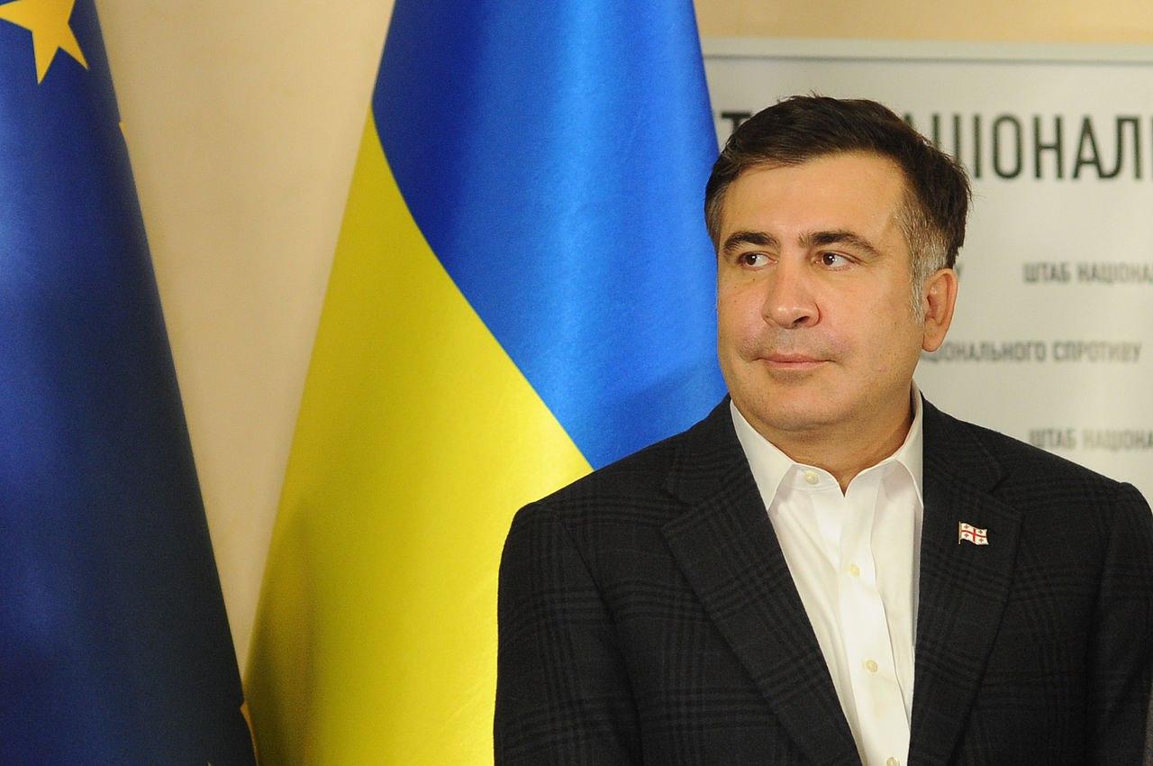 Президент Украины Михаил Саакашвили официально объявит войну России