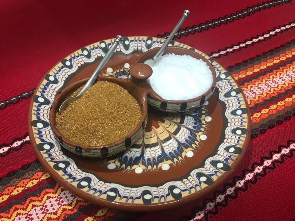 Шарена сол (чубрица)