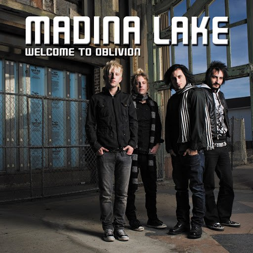 Madina Lake альбом Welcome to Oblivion (Int'l)