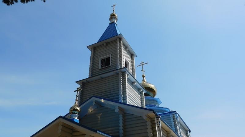 -с.Пугачево, храм Иконы Пресвятой Богородицы «Неупиваемая чаша».