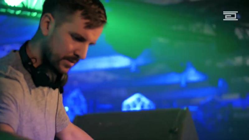 Reset Robot from Drumcode Halloween, Tobacco Dock (DJ Set) [Viktor Ostrovsky]
