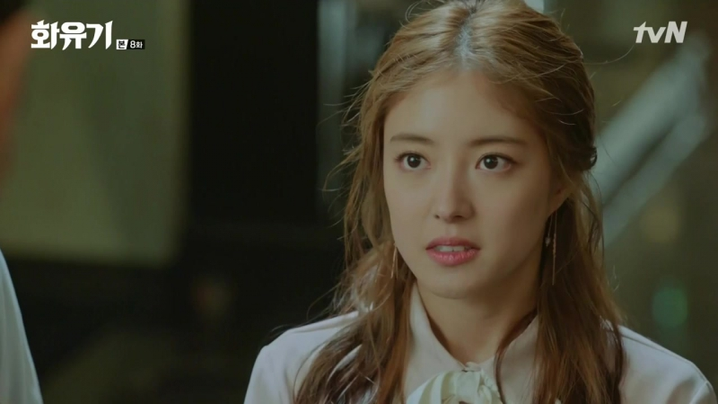 Хваюги \ Корейская одиссея 8 серия в оригинале \ Hwayugi \ A Korean Odyssey