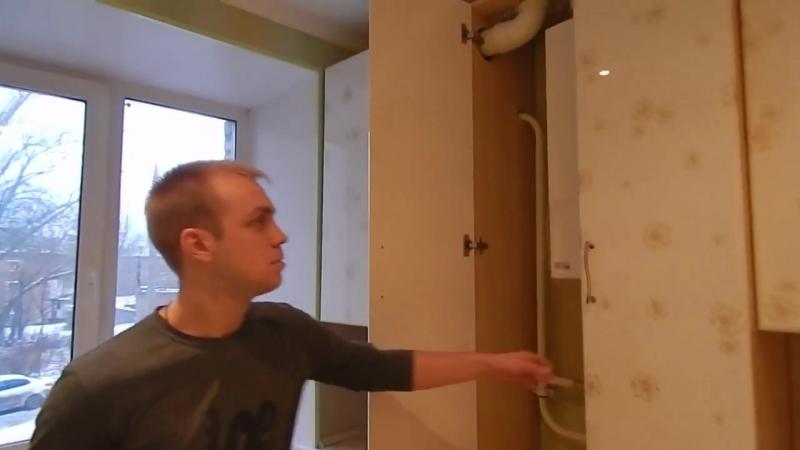 АКС интерьер. Бюджетный ремонт квартиры