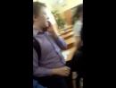 Вадим опять до кубика лезит/Кубик в пути