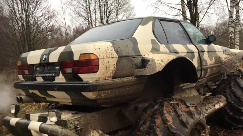 BMW Valkyrie вездеход 4х4 Спас Деменск