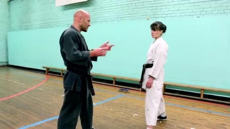 Тренировка ног в каратэ с Николаем Алексеевым — скорость, выносливость, сила