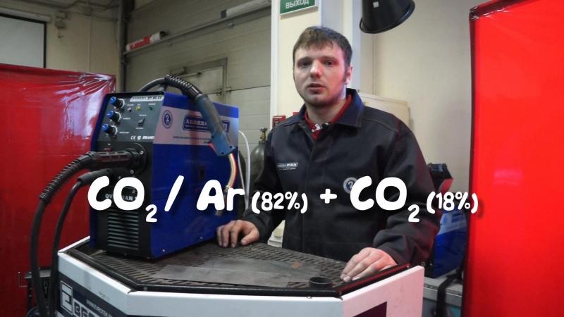 Сварка автомобильной жестянки полуавтоматами OVERMAN (160/180/200)