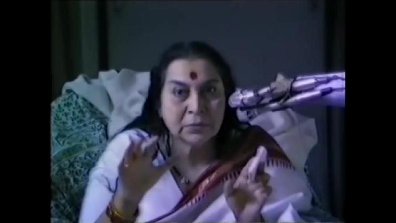 Гуру Пурнима, семинар _1983_ - Лекция Шри Матаджи