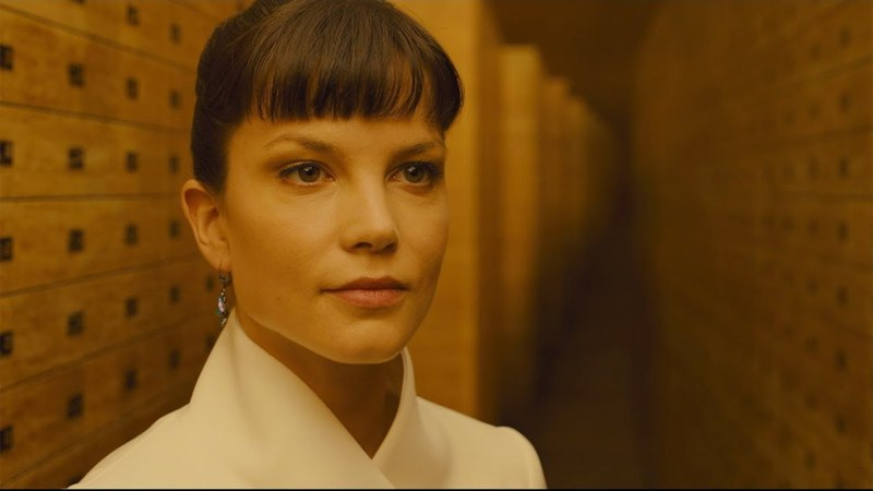 Blade Runner 2049: Sylvia Hoeks talks about Luv
