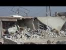 Сирия 13 01 18 бармалеи белокасочники плачут о разрушениях от авиаударов ВКС РФ юго восток провинции Идлиб