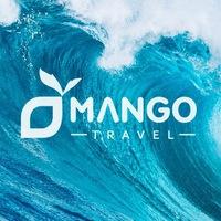 Логотип Горящие туры «Манго-Тревел»