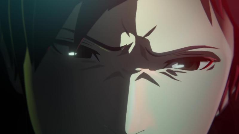 ENG | Трейлер аниме «Годзилла: Планета монстров — Godzilla: kaijuu wakusei». 2017.