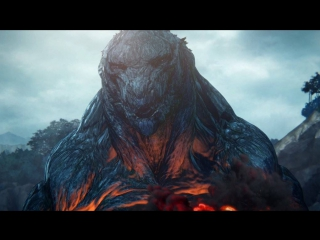 Годзилла: Планета чудовищ / Godzilla: Monster Planet (2017) BDRip 1080p [vk.com/Feokino]
