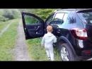 Автошторки ТРОКОТ. Видеоотзыв клиента на автомобиле - Renault Sandero. 360 X 640 .mp4