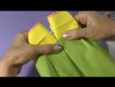 Как вшить потайную молнию в юбку с поясом
