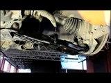 Замена передних рычагов и стоек стабилизатора Mitsubishi Pajero iO 4G93 Мицубиси Паджеро ИО 1999года