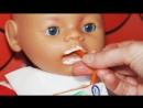 Куклы пупсики Беби Борн Элайв. Игры в игрушки для девочек на русском Baby Born Alive