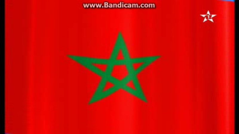 Уход на профилактику канала Al Aoula (Марокко). 09.01.2018